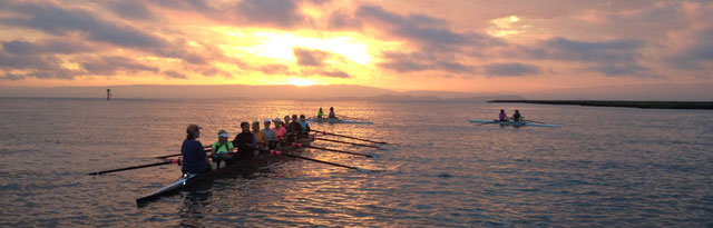 Masters Sweep Rowing